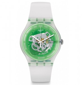 Swatch Greenmazing