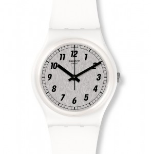 Swatch Something White
