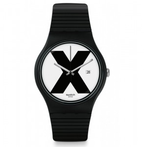 Swatch XX-Rated Black