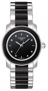 Tissot Cera Diamonds Lady
