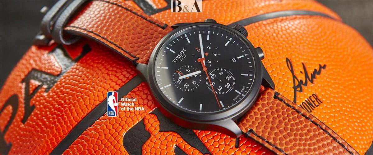 fedefca28b3867 Tissot Chrono XL NBA 2019 Collector SPECIAL EDITION T116.617.36 ...