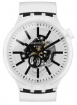 Swatch Big Bold Blackinjelly SO27E101