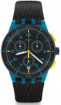 Swatch Blue Tire SUSS402