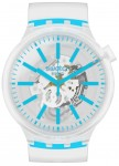 Swatch BIG BOLD  Blueinjelly SO27E105