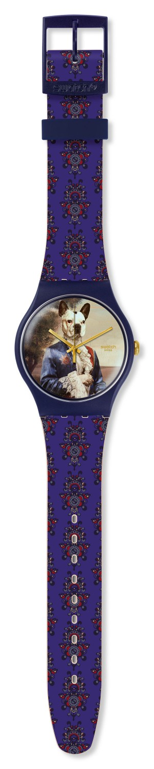 Swatch Sir Dog SUON120
