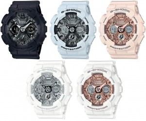 Casio G-shock GMA-S120MF-1AER