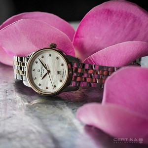 Certina Ds Podium Lady Automatic Diamonds C001.007.22.116.00
