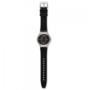 Swatch Black Grid YWS444