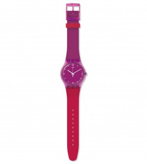 Swatch Cherryberry  SUOV104