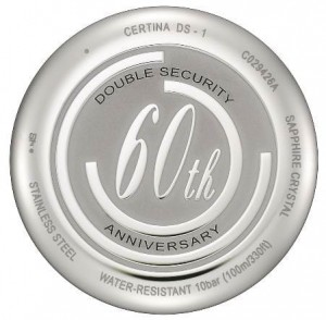 Certina DS 1 Big Date Powermaric 80 Nivachron™ 60th Anniversary C029.426.11.091.60