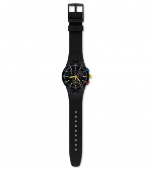 Swatch Black-One SUSB416