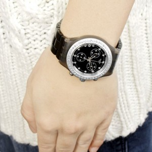 Swatch Full-Blooded Stoneheart Silver SVCM4009AG