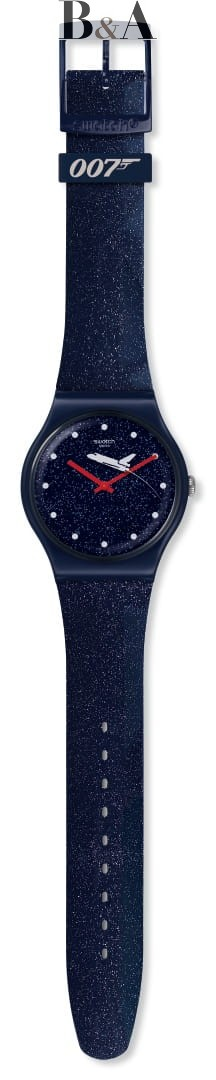 Swatch MOONRAKER 1979  SUOZ305