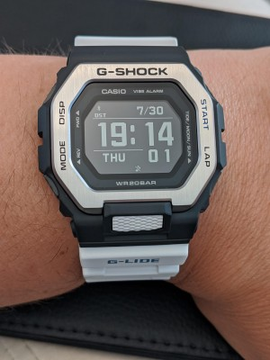 Casio G-Shock  GBX-100-7ER