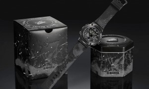 Casio G-Shock G-Steel TAI CHI  Limited Edition  GST-B200TJ-1AER