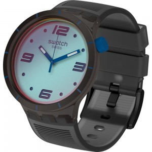 Swatch BIG BOLD FUTURISTIC GREY SO27B121