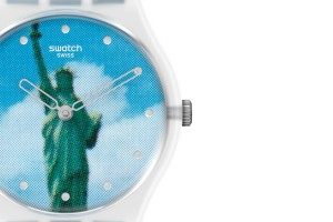 Swatch MOMA NEW YORK BY TADANORI YOKOO Limited Edition GZ351