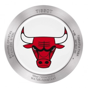Tissot Quickster Special Edition Chicago Bulls