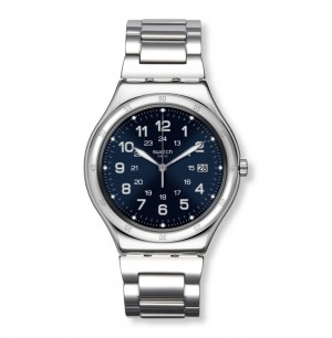 Swatch Blue Boat