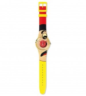 Swatch Dangerous Lies SUOJ103