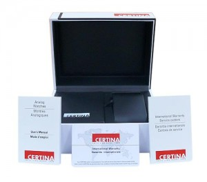 Certina DS-4 Big Size C022.610.11.031.00