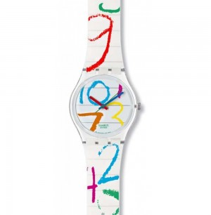 Swatch At School GE167