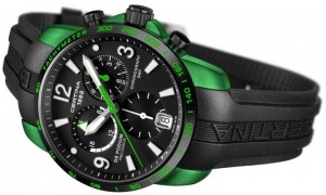 Certina DS Podium Chrono GMT Aluminium Precidrive
