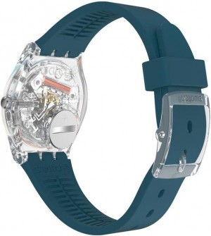 Swatch Blue Away GE721