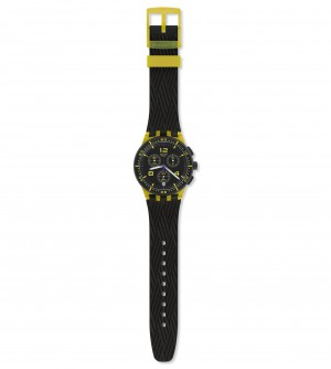 Swatch Yellow Tire SUSJ403
