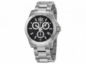 Longines Conquest Chrono L3.660.4.56.6