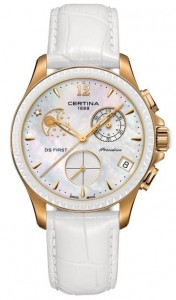 Certina DS First Lady Chrono Moon