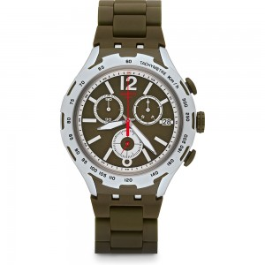 Swatch Green Attack