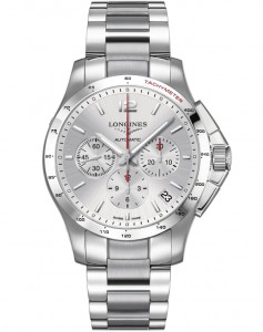 Longines Conquest Chronograph Automatic