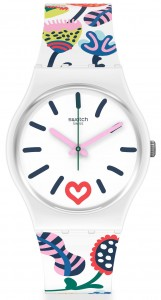 Swatch Just Flowers GW213