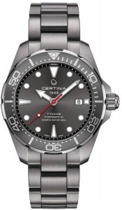 Certina DS Action Diver Automatic Titanium C032.407.44.081.00
