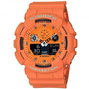 Casio G-Shock  GA-100RS-4AER