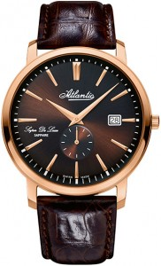 Atlantic Super De Luxe Small Second