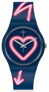 Swatch FLASH OF LOVE  GN267