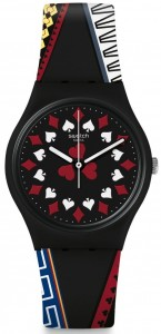 Swatch CASINO ROYALE 2006  GZ340