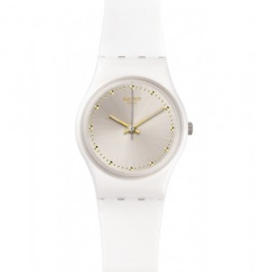 Swatch White Mouse LW148