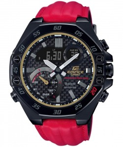Casio Edifice Honda Racing Limited Edition 20th Anniversary ECB-10HR-1AER