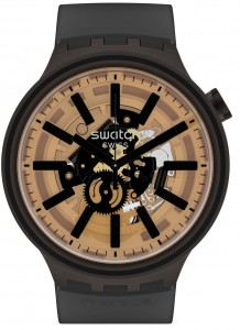 Swatch BIG BOLD  Dark Taste SO27B115