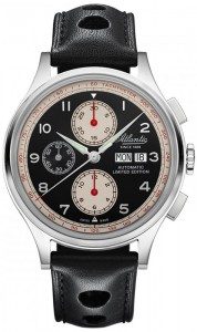 Atlantic Worldmaster Valjoux Automatic Limited Edition 55852.41.63