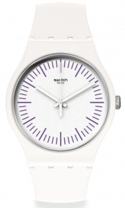 Swatch Whitenpurple SUOW173