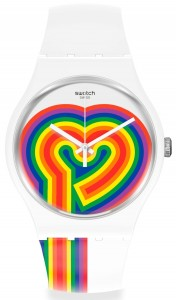 Swatch Beating Love SUOW171