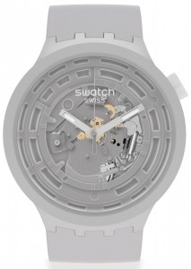 Swatch Big Bold BIOCERAMIC C-GREY SB03M100