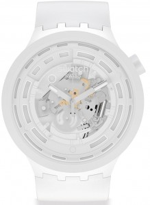 Swatch Big Bold BIOCERAMIC C-WHITE  SB03W100