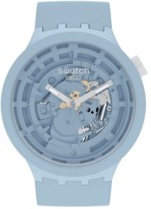 Swatch Big Bold BIOCERAMIC C-BLUE  SB03N100