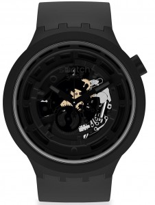 Swatch Big Bold BIOCERAMIC C-BLACK  SB03B100