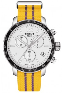 Tissot Quickster Special Edition Los Angeles Lakers  T095.417.17.037.05